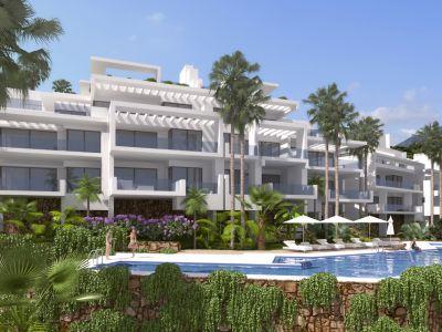 Nouveau développement de penthouses et d'appartements contemporains avec des vues à couper le souffle sur la mer