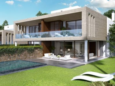 The Collection - Last Unit Available, Luxury Semi-Detached Villa Next to Puente Romano