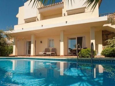 Villa in Marbella with breathtaking views