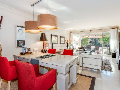 Elegant apartment near the golf course in Rio Real