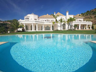 Impresionante mansión La Zagaleta