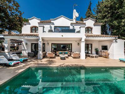Luxury villa within the Marbella Club Hotel