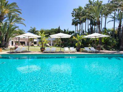 Spectacular Villa close to the beach in Guadalmina Baja