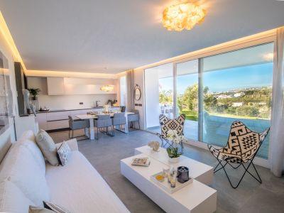Nouveaux appartements et penthouses de luxe dans le quartier exclusif de La Quinta Golf