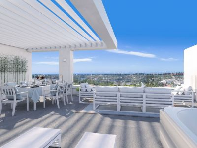 New luxurious 3 bed apartments & penthouses in the exclusive La Quinta