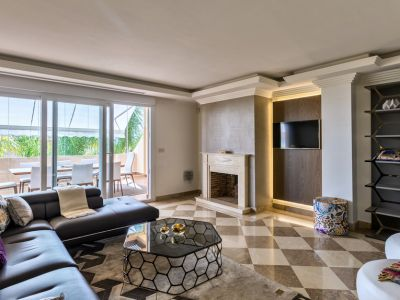 Apartment in sought-after location, La Cerquilla
