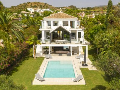Lovely house in Los Naranjos Golf