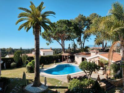 Beautiful and private villa in Elviria, Marbella Este