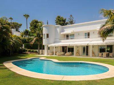 Villa à vendre dans Altos Reales, Marbella Golden Mile