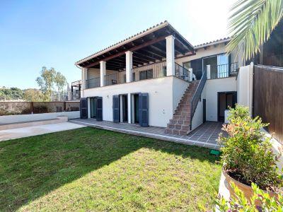 Casa sin muebles en Puerto Los Almendros