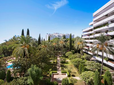 Unfurnished apartment in Don Gonzalo