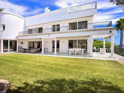 Villa in Altos Reales mit Meerblick