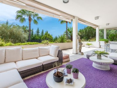 Spacious Ground floor Apartment With Garden, Mirador del Príncipe