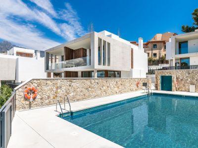 New Built Villa Walking distance to the Beach