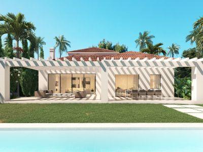Elegant Mediterranean lifestyle villa, Guadalmina Baja