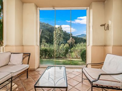 Garden apartment in Rio Real Marbella