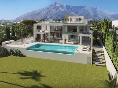 Excepcional villa contemporánea de diseño