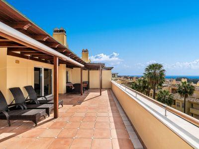 Appartement Terrasse à vendre dans Sierra Blanca, Marbella Golden Mile