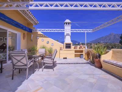 Townhouse inwalking distance to the beach