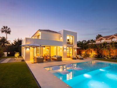 State of The Art Villa in the heart of the Golf Valley