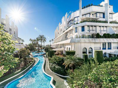 Great Garden Duplex in Marbella Beachside