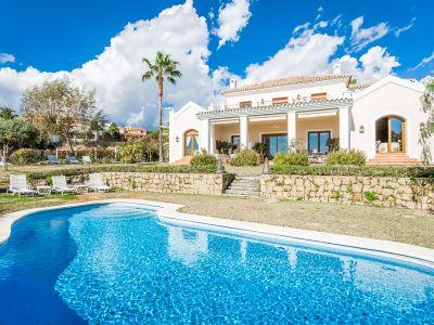 Villa à vendre dans Los Flamingos Golf, Benahavis