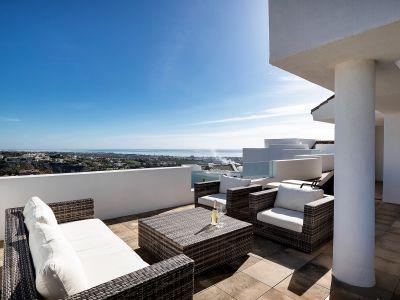 Appartement Terrasse à vendre dans Los Flamingos Golf, Benahavis