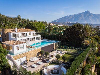 Magnificent villa in prestigious La Cerquilla