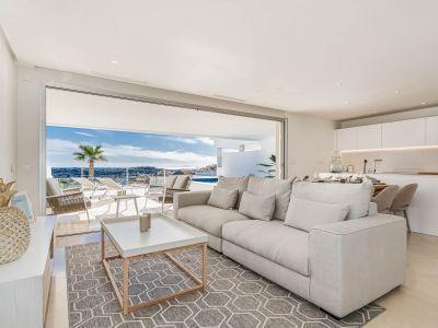Atemberaubendes Apartment mit Meerblick in bester Lage in Nueva Andalucia