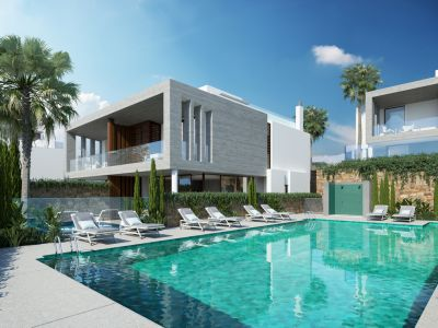 New Built Villa Walking distance to the Beach