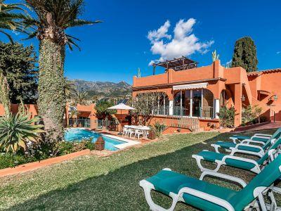 Encantadora Villa junto a Marbella