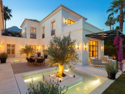 Luxus Resort Villa in Nagueles