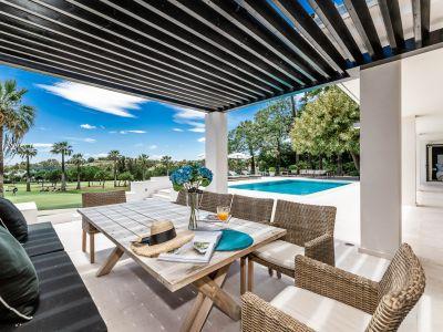 Spektakuläre Villa am Golfplatz Los Naranjos