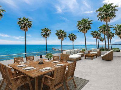 Spektakuläre große Strandwohnung zum Renovieren!