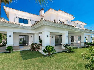 Kürzlich gebaute Villa in bester Lage in Sierra Blanca