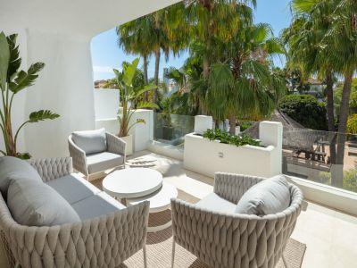 Appartement Terrasse à vendre dans Puente Romano, Marbella Golden Mile