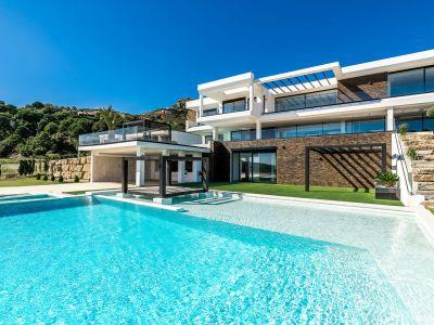 Wunderschöne Villa mit Panoramameerblick