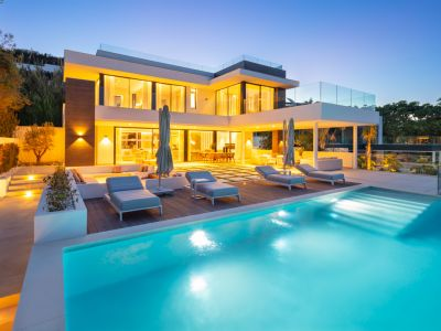 New Build Home in The Heart of Nueva Andalucia