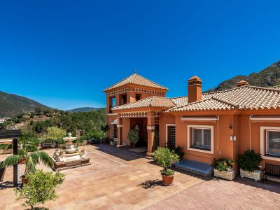Traditional Andalusian Estate Near Istan