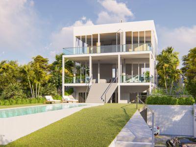 Grundstück Strandseite mit Baugenehmigung