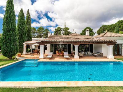 Villa estilo finca con impresionantes vistas en zona tranquila, Monte Mayor