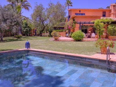 Wunderschönes Haus in Guadalmina Alta