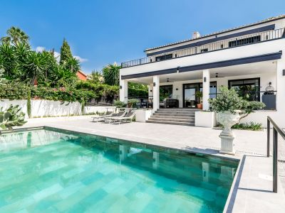 Brand new family home next to Rio Real Marbella