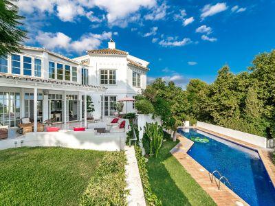 A jewel of singular design, Marbella Hill Club