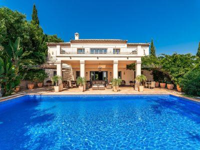 Cortijo-Stil Villa im Marbella Club Golf Resort