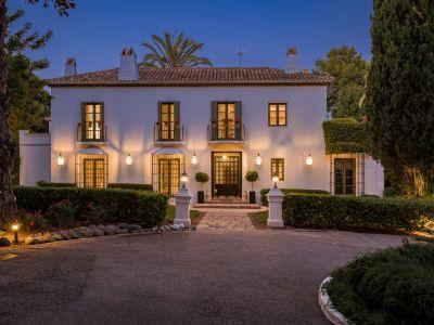 Villa excepcional en una ubicación excepcional