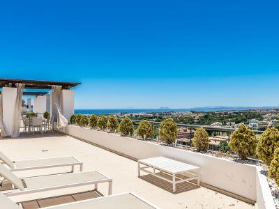 Apartamento con vistas panorámicas al mar, Flamingos Golf