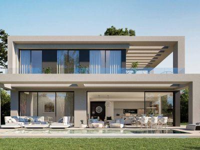Exclusive villa resort with stunning sea views