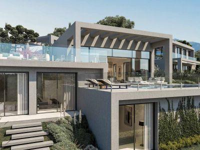 Exclusive villa resort with panoramic sea views, La Alquería