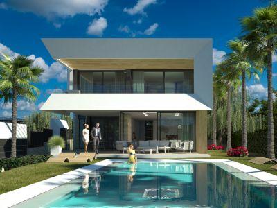 Proyecto de villa moderna de lujo con vistas al mar
